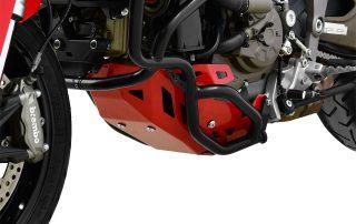 Motorradteile pulverbeschichtet